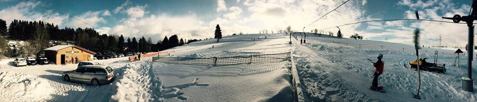 Frankenlift Wurzbach Panorama
